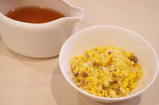 龍圓 - 炒飯+上湯