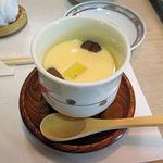 磯春 - 具材豊富な茶碗蒸し