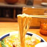支那麺 はしご - 坦坦麺、いただきまぁ~す (2015/06)