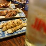 やきとりの斉藤 - 料理写真:喰うべし飲むべし