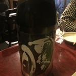 味十味 - 徳りん日本酒にはまってます♪♪1杯目