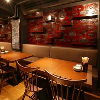 【1階】ソファーテーブル席