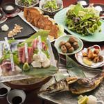北陸王 - 日本海の大皿コース
