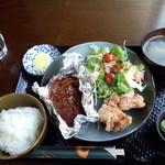 肉の岸沢屋 - ランチ1080円