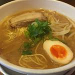 きぶんや - 熟成こってり。奈良でこの味が食べられるのは嬉しい。