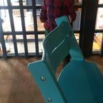 40155065 - 子供用の椅子も完備されてますよ♪