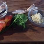 40155088 - お惣菜5種盛♪