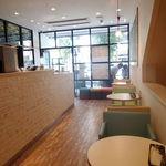 ココロゴトcafe - 店内