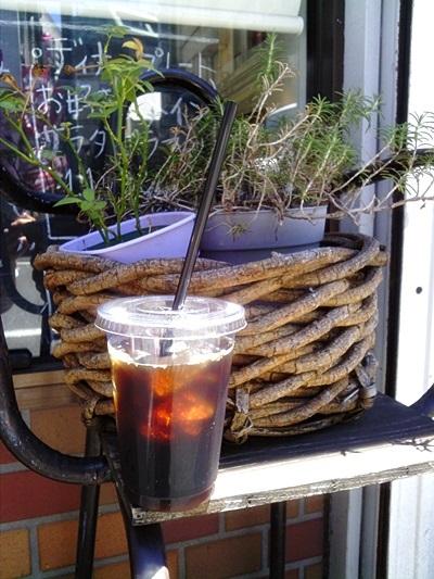 トンガコーヒー - アイスコーヒー。