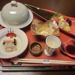 佳松園 - 料理写真:夕食