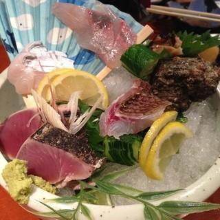 新鮮抜群!自慢の魚料理