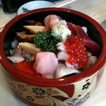 みやこ鮨 - ちらし寿司