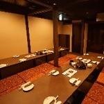 心斎橋長堀橋個室居酒屋 大阪 藩 - パーティー、女子会、宴会、30名様~40名様、用途に合わせて完全個室のお部屋にご案内いたします☆