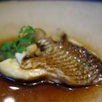 こまじろ - 鯛の煮付