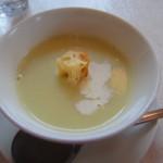 シェ・レノン - スープ H27.4