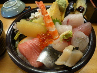寿司吟 - ちらしアップで