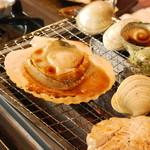湘南浜焼きセンター 海女小屋 - 料理写真: