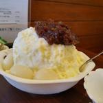 カワグチ喫茶 - ☆ミルク金時