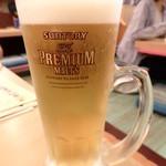 40164010 - プレミアムモルツ 生ビール