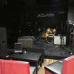 ライブ ソングス - ライブステージです。