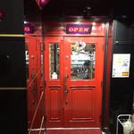 ライブ ソングス - 赤いドア‼️おしゃれ!