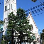 パティスリー ジュンウジタ - サレジオ教会