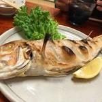 ゆりね - 甘鯛塩焼き
