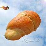 ワンミリオンベーカリー - 料理写真:塩パン