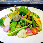 le Lien - 農園風サラダ