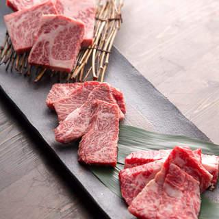 【厳選黒毛和牛】甘い肉汁をぜひご堪能ください!!