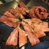 焼肉 コチカル - 料理写真:Aセット(カルビ・ハラミ・ロース)