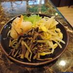 焼肉 コチカル - ナムル盛合わせ