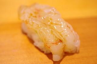 鮨の魚政 - ボタン海老