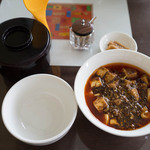 40174542 - 【ランチセット】茶馬燕の陳麻婆豆腐