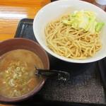 澤神 - つけ麺(小)180g 750円