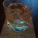 ism - 金箔入り梅酒HAMADA 800円