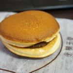 榮玉堂 - 料理写真:どらやき・・名物とのこと。