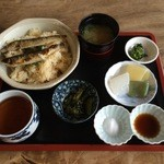 道の駅 奥熊野古道ほんぐう  - 鮎めし 730円