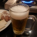 北海道しゃぶしゃぶ ポッケ - 1人で乾杯♪