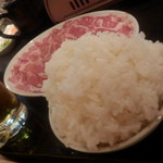 北海道しゃぶしゃぶ ポッケ - 看板娘の愛情盛り おかわり♪ と ラム2皿目