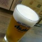 40178051 - さて、生ビールを!