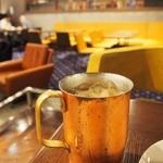 上島珈琲店 - アイス黒糖ミルクコーヒー