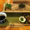 柚里 - 料理写真:⚫︎手打ざるそば(大盛)=850円