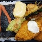 ミニストップ - 料理写真:ミニのり弁当340円
