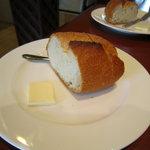 サロン デ サン - ランチのパン