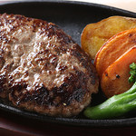 ブロカント - 【肉汁の海】ブロカンハンバーグ