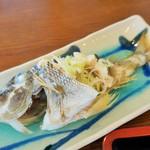 海の幸 - 料理写真:マース煮(フエフキダイ)