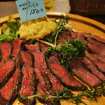 熟成肉バル レッドキングコング 橋本 - いちばん美味しくいただける時間まで熟成された最高のお肉!