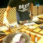 琉球焼肉なかま - イケメンくん