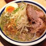 神名備 - 醤油ラーメン(1,296円)